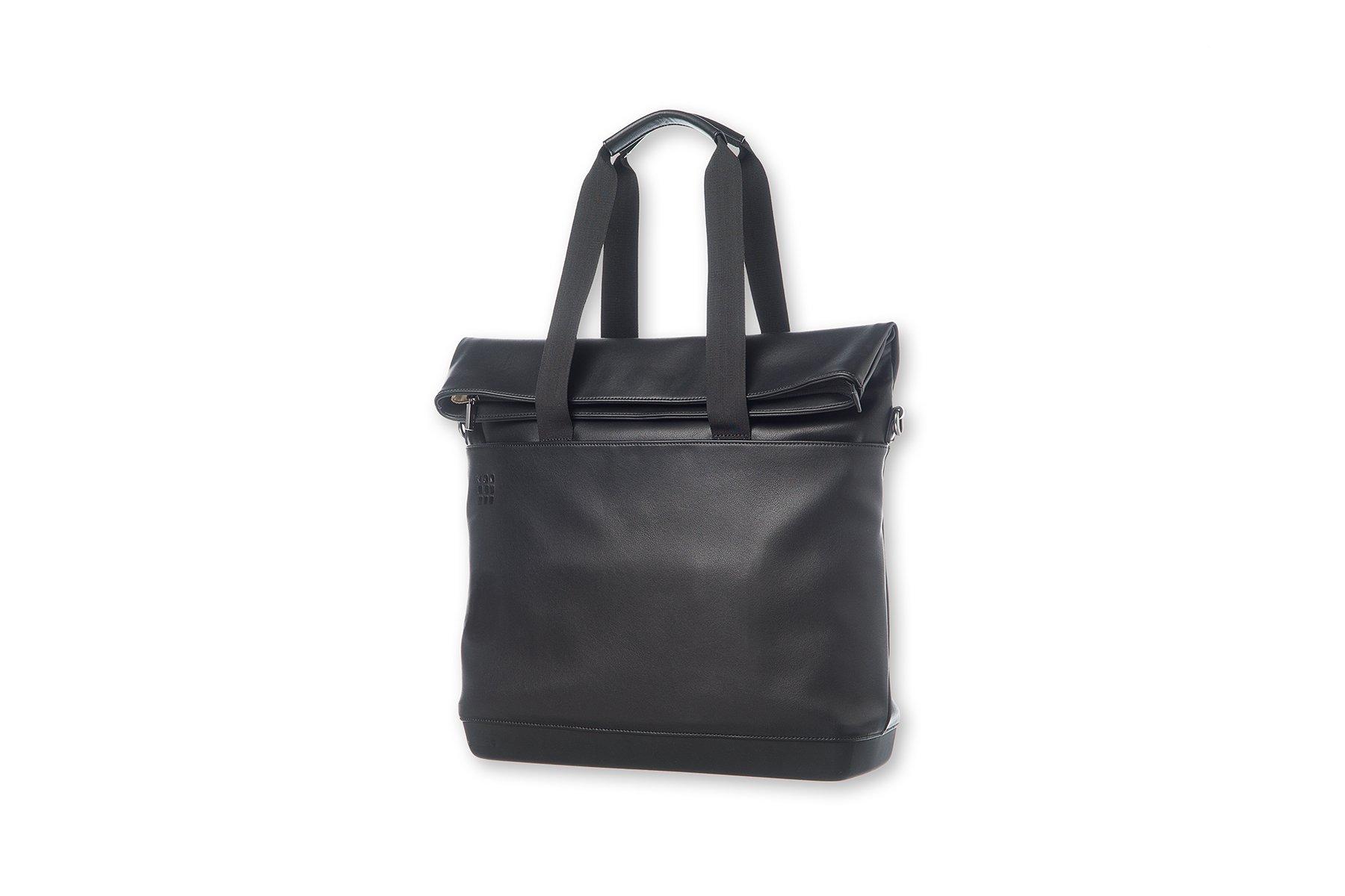 Moleskine Classic Vertical Weekender Bag, Black