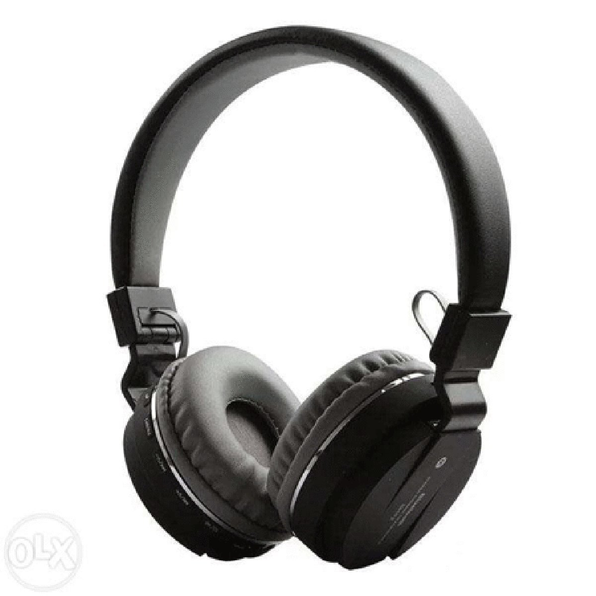 Edios Bluetooth Wireless Headphone with Tf card support function
