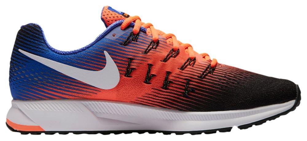 [ナイキ] Nike Air Zoom Pegasus 33 - メンズ ランニング [並行輸入品] B0717766GG US11.5 Black/Hyper Orange/Paramount Blue/White