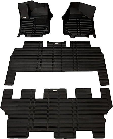 Amazon Com Tuxmat Custom Car Floor Mats For Chrysler Pacifica