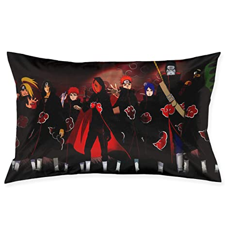 Amazon.com: Fundas de almohada Naruto Shippuden All Akatsuki ...