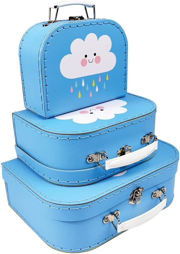 Happy Cloud casos (Set de 3)