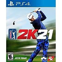 PGA TOUR 2K21 - PlayStation 4