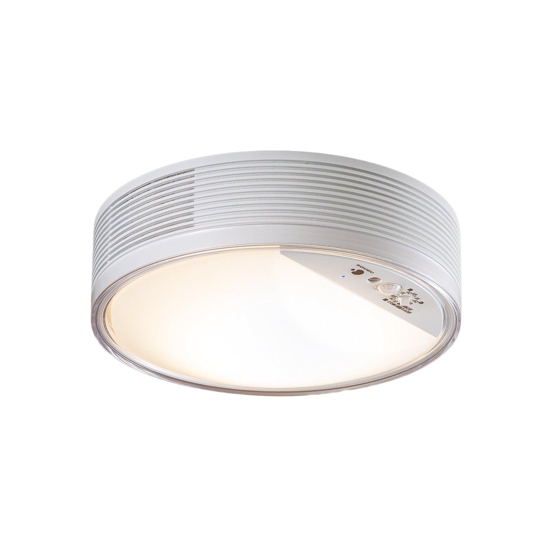 パナソニック LED小型シーリングライト ナノイー搭載 電球色 1畳 HH-SB0096L B01N6U3RGO  電球色