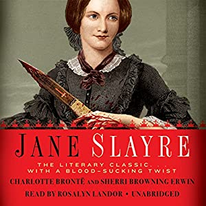 Jane Slayre | Livre audio