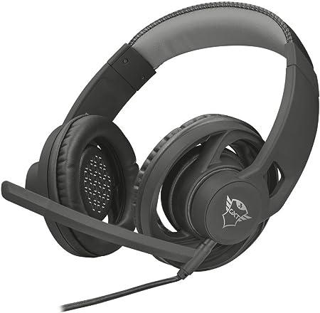 Trust Gaming GXT 333 Goiya - Auriculares Gaming, Color Negro ...