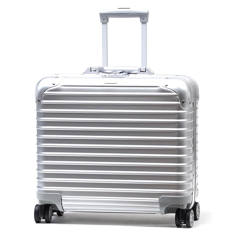 (リモワ) RIMOWA スーツケース TOPAS BUSINESS 40MULTIWHEEL トパーズ ビジネス 26L [並行輸入品] B079WTC53W