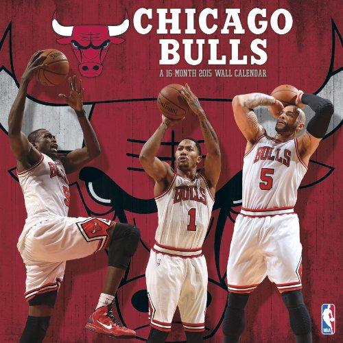 Chicago Bulls 2015 Premium Wall Calendar