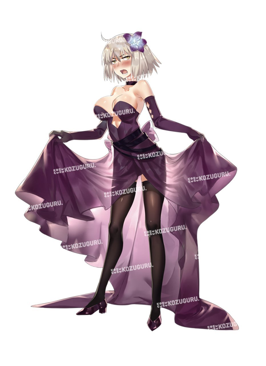 Fate Grand Order Astolfo Party Night Doujin Formal Wear Character Acrylic Stand