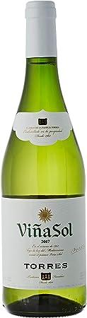 Viña Sol, Vino Blanco, 75 cl- 750 ml