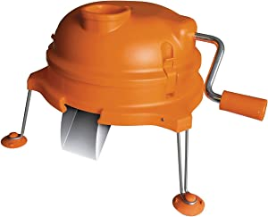 """Dynamic CL006 3/8"""" Dynacube Table Top Manual Food Cutter"""