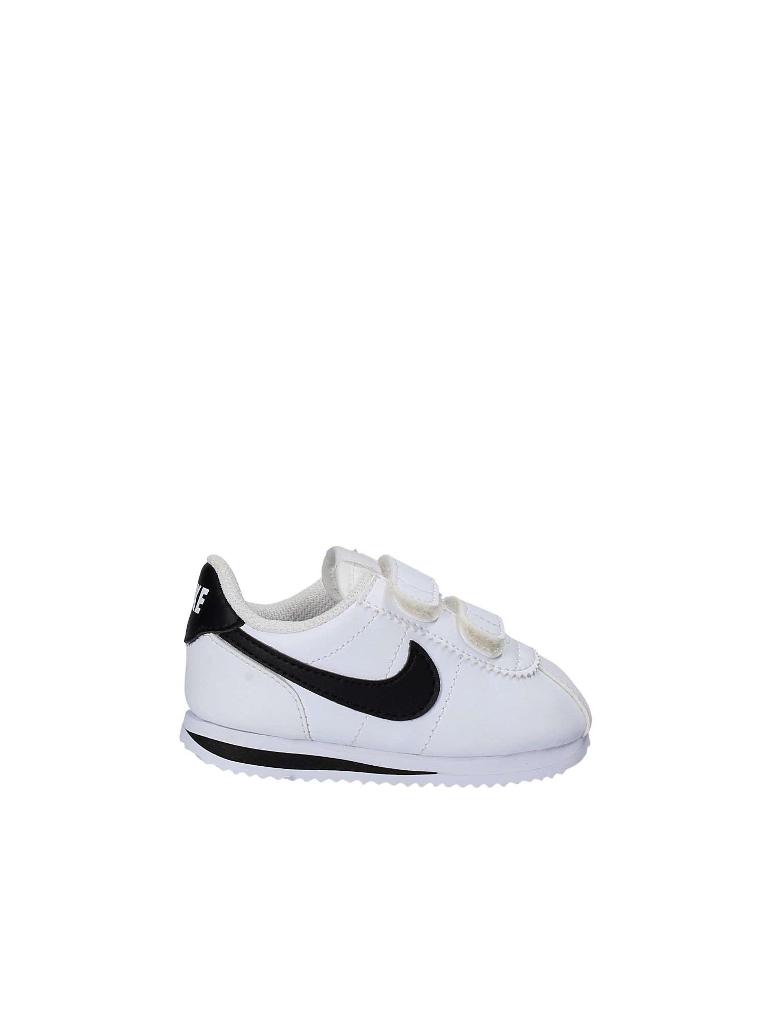 51a5f1c2a Galleon - NIKE Cortez Basic SL Toddler's Shoes White/Black 904769-102 (5 M  US)