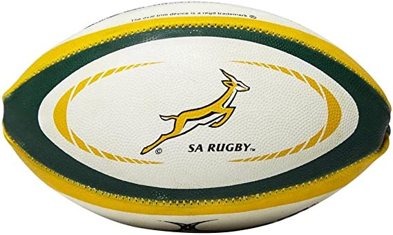 Gilbert South Africa International Replica Rugby Ball Amazon Co Uk Clothing