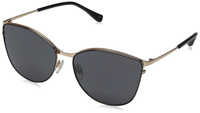 Ted Baker Hope Gafas de sol, Dorado (Rose Gold Black/Grey ...