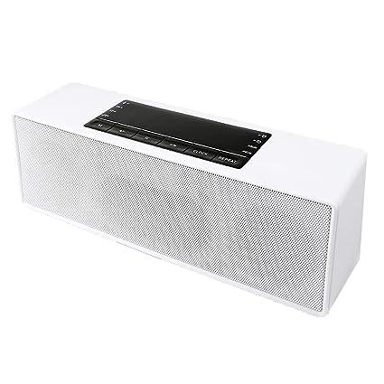 Amazon.com: XXLYY Portable Radio Bluetooth Speaker, Digital ...