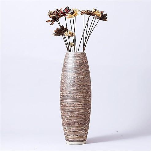 amazon.de: 80 cm boden keramik große vase moderne chinesische ... - Grose Vasen Fur Wohnzimmer
