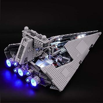 LED-Beleuchtungsset mit Akku Box für Lego Star Wars Millennium Falcon 75105