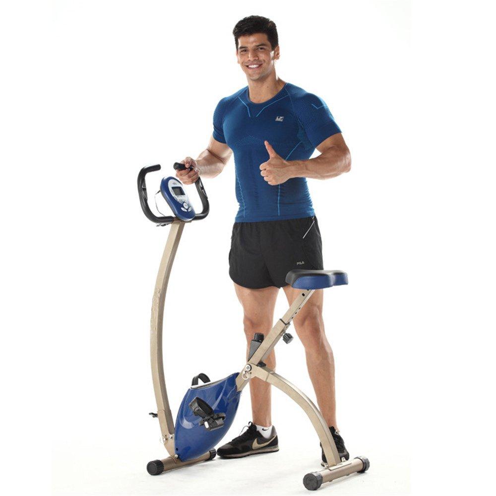 トレーニングエアロバイク スピンバイク、磁気エクササイズバイクの家の回転の自転車の超静かな自転車の自己適性装置   B07Q1L24J7