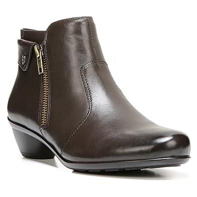 b4ac81af8fbb6 Naturalizer Women s Oxford Brown Leather Haley 4 B(M) US