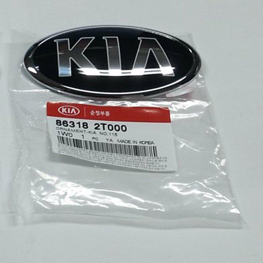 Kia Motors OEM Genuine 863182T000 Front Hood Emblem 1-pc For 2011 ~ 2015 Kia Optima : K5 200904079235 AMKM0253