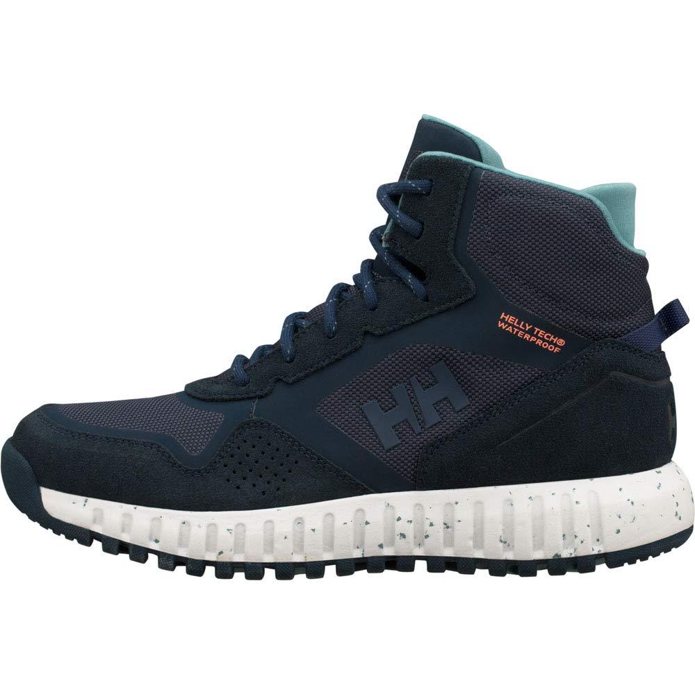 Bleu (Navy Graphite bleu Nim 597) Helly Hansen W Monashee Ullr Ht, Chaussures de Randonnée Hautes Femme 41 EU