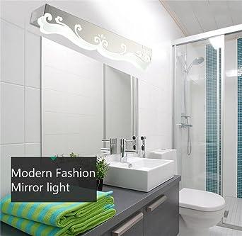 Spiegel Lichter des Badezimmer Spiegelschrank LED minimalistisch ...