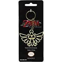 Nintendo Zelda Twilight Princess Black Key Chain