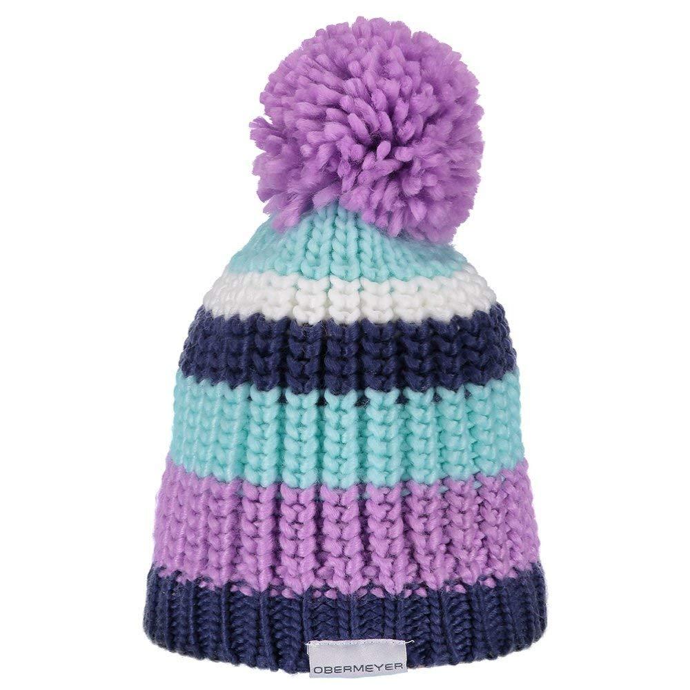 Obermeyer Lee Knit Toddlers Hat - Violetta