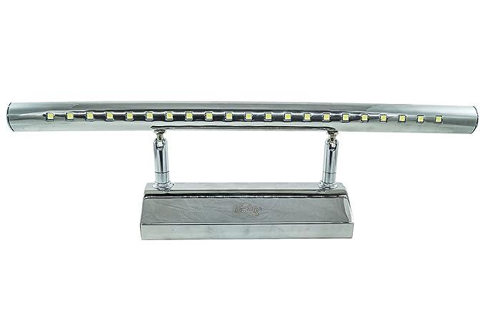 Plafoniere A Parete Per Bagno : Applique parete led plafoniera specchio luce fredda bagno muro