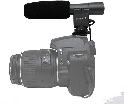 I3ePro BP-CMIC1 X-Series Mini Shotgun Condenser Microphone for Sony Alpha SLT-A35 Digital Camera Grey