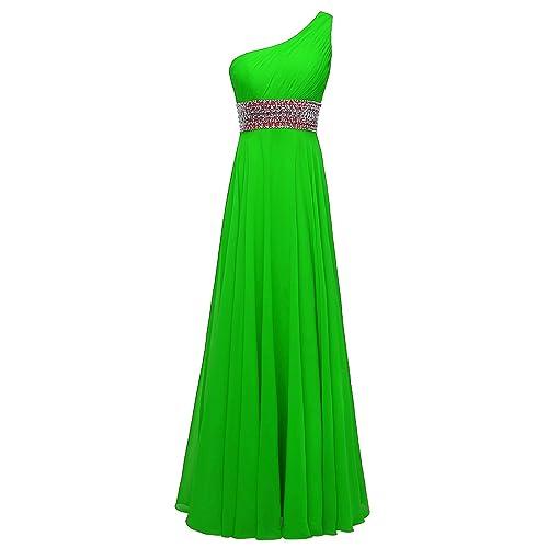 Lime Green Long Prom Dress Amazon