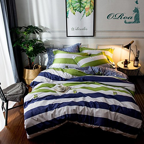 ORoa Striped Bedding Sets