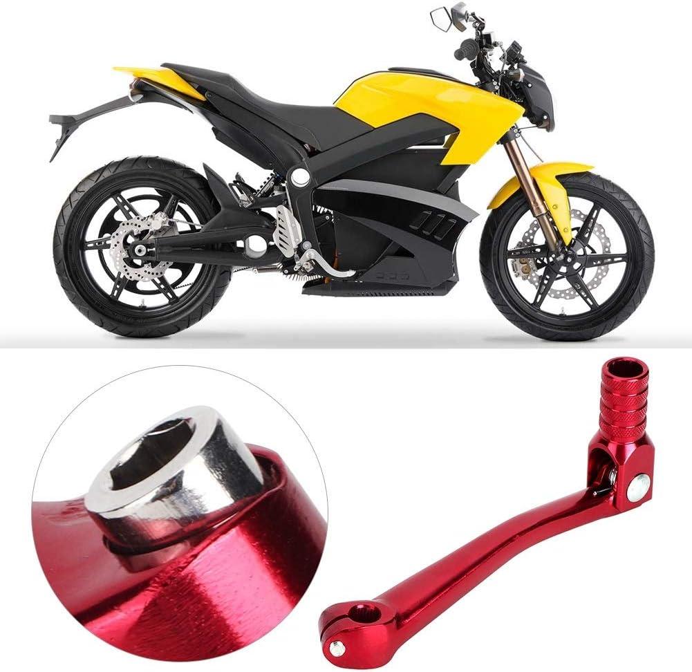 Vobor Schalthebel For Motorrad Universal Motorrad Modifikation Zubehör Cnc Aluminiumlegierung Schalthebel Farbe Blau Auto