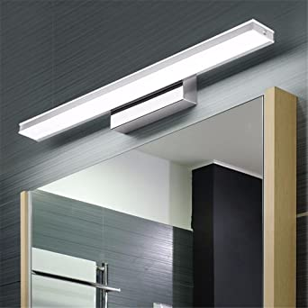 Minimalist moderne LED-Anti-Fog-Badezimmer-Spiegel-Beleuchtung ...