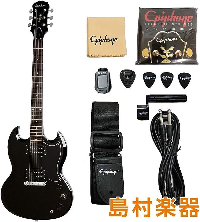 Edición limitada Epiphone SG special-i guitarra eléctrica Negro: Amazon.es: Instrumentos musicales