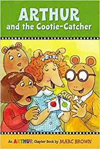 Amazon Arthur And The Cootie Catcher A Marc Brown Arthur Chapter Book 15 9780316122665