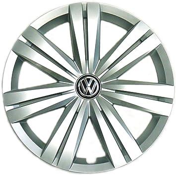 New Genuine OEM VW Hub Cap Jetta 2015-2016 14-Spoke Fits 16 Wheel 5C0601147EQLV Volkswagen