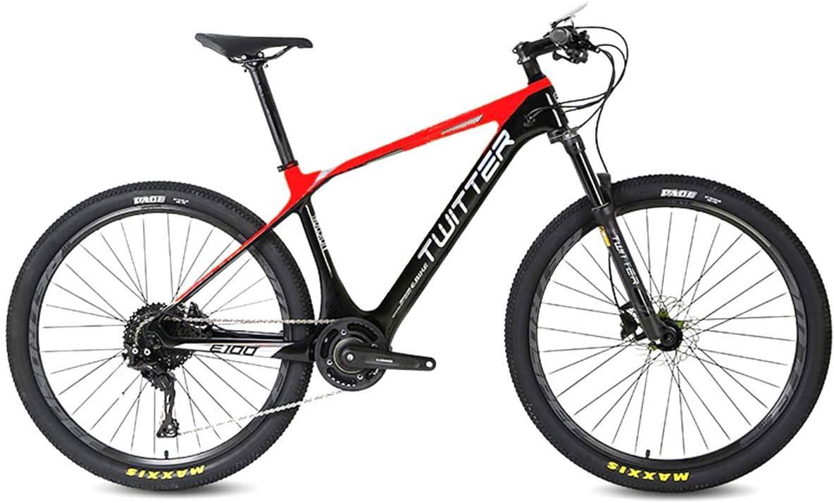 Super-ZS Bicicleta de montaña eléctrica de Fibra de Carbono ...