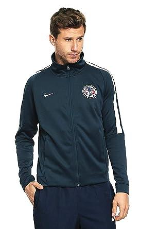 e9f288b3b83 Amazon.com: Nike Club America Franchise Men's Soccer Jacket: Clothing
