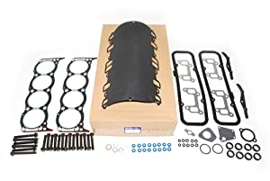 BRITPART Head Gasket Set Complete with Bolts Compatible with Land Rover Discovery 1 1994-1998 / Discovery 2 1999-2004 / Range Rover P38 1995-2002 Parts # STC4082 & ERR2943 x 14 & ERR2944 x 6