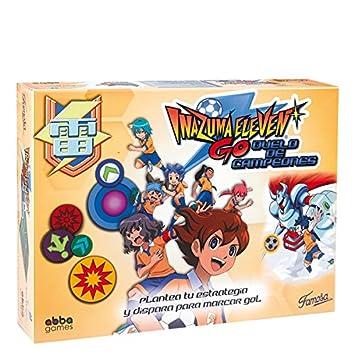Juegos de Sociedad - Inazuma Eleven Go (Famosa 700011808)