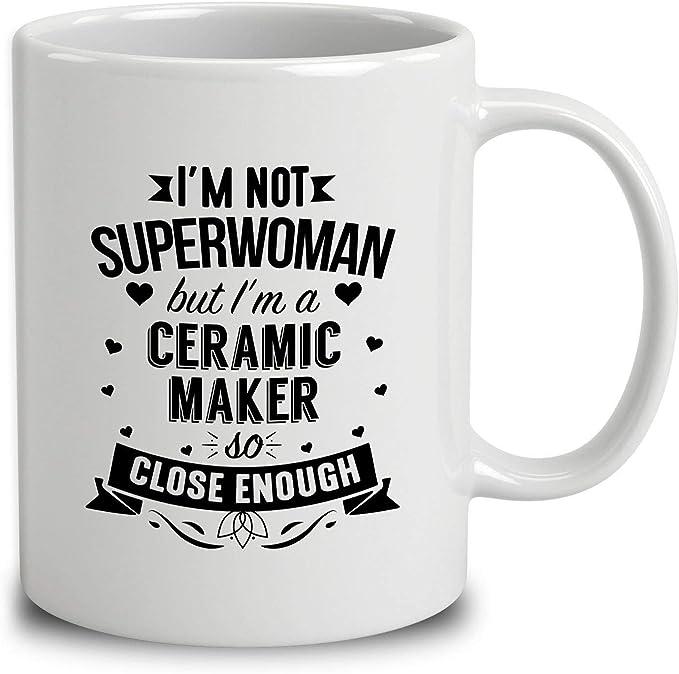 nothing stronger than a woman who has rebuilt herself UNDER 30 handmade white ceramic MUG