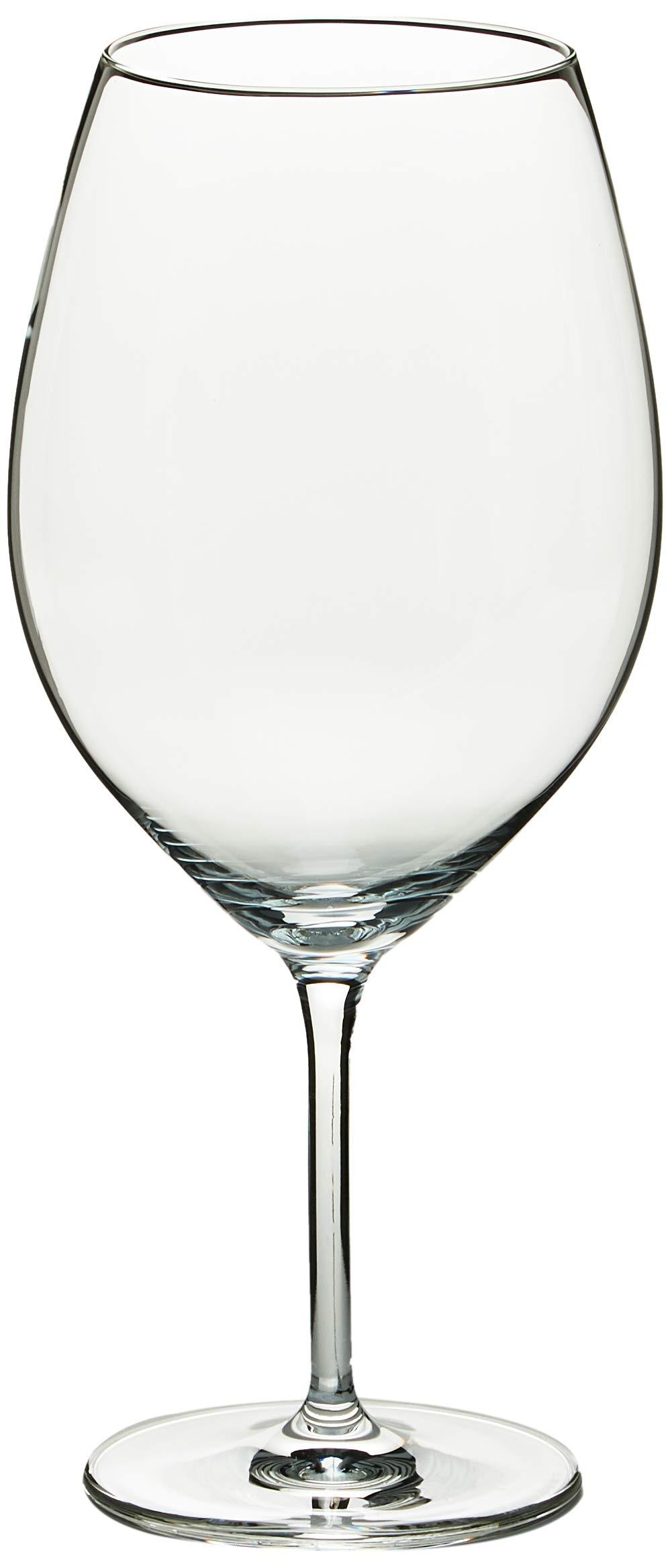 Schott Zwiesel Tritan Crystal Glass Cru Classic Stemware Collection Bordeaux Red Wine Glass, 27.9-Ounce, Set of 6