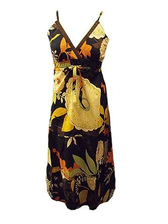 100% original Bestbewertet echt Talsohle Preis Fair Trade 100% Baumwolle Carmen Sommerkleid