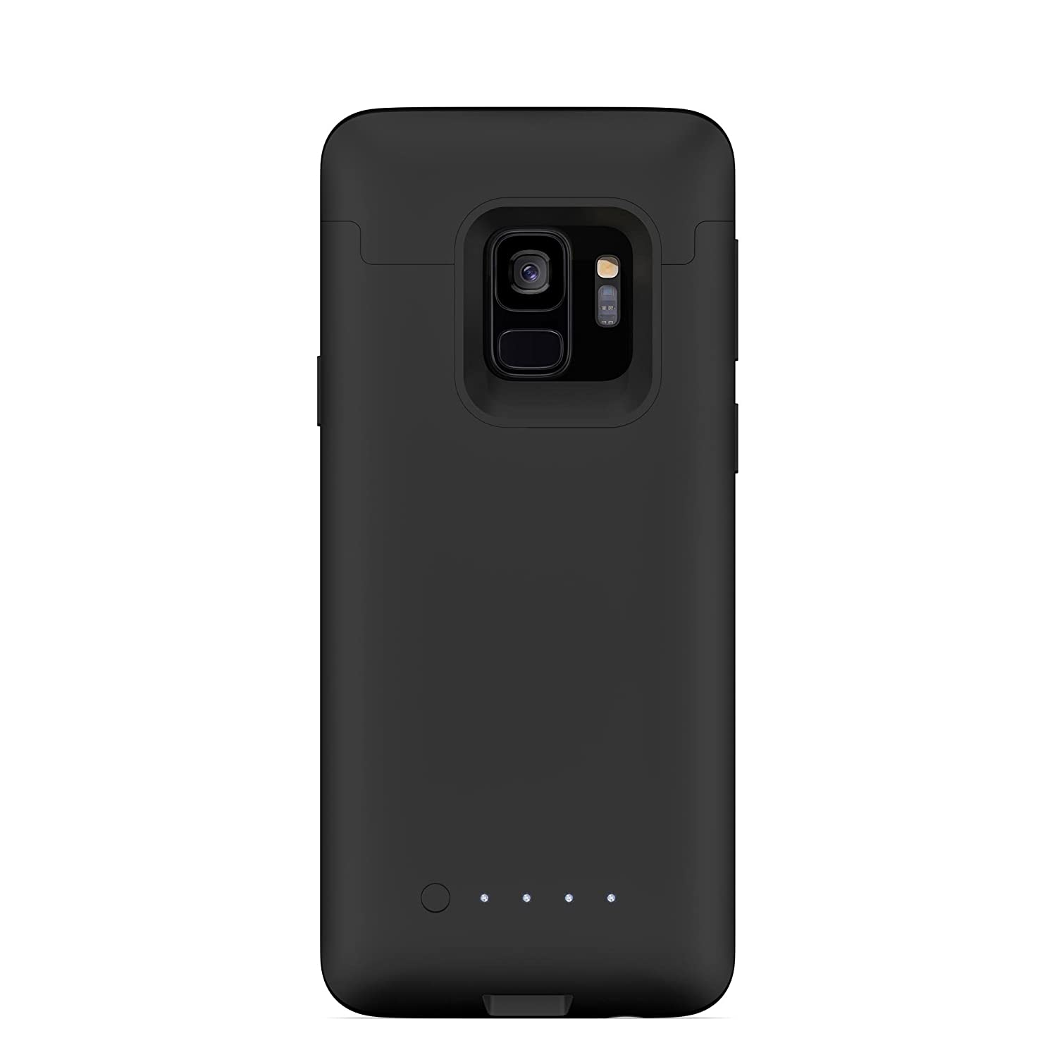 new product e4f56 f357f Juice Pack Made for Samsung Galaxy S9 - Wireless Charging Battery Case -  Black
