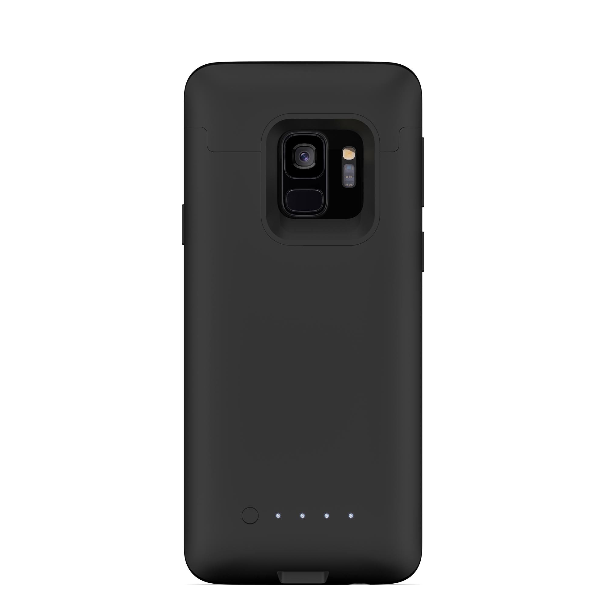 Juice Pack Made for Samsung Galaxy S9 - Wireless Charging Battery Case - Black by mophie (Image #2)
