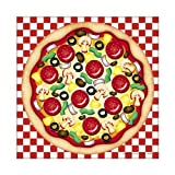 MakeAPizza Sticker Scenes (makes 12) by Fun Express