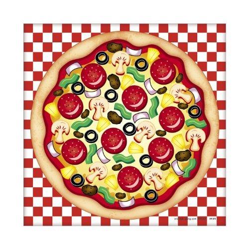 MakeAPizza Sticker Scenes (makes 12) by Fun Express