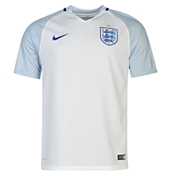 13d1f480c70 Nike England Home Jersey 2016 Mens White Football Soccer Shirt Top XXLarge