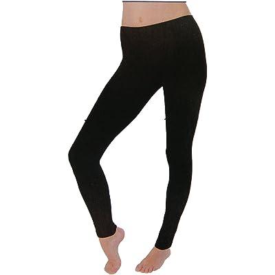 Anucci - Legging - Femme Noir Noir